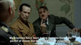 Hitler explains how to make and use a pencil of doom