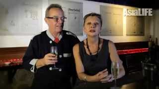 preview picture of video 'The Lost Room Restaurant Phnom Penh Cambodia'