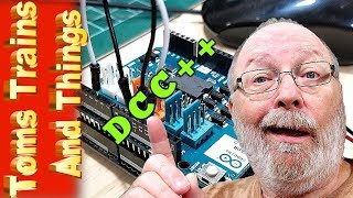Switch To DCC Using Easy And Inexpensive DCCpp On Arduino