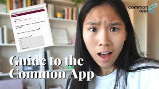 How to Use Common App: Common Application Tutorial 2020-21