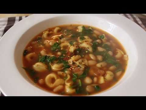 Pasta Fazoolander! Pasta Fazool Recipe – Quick Pasta and Bean Soup