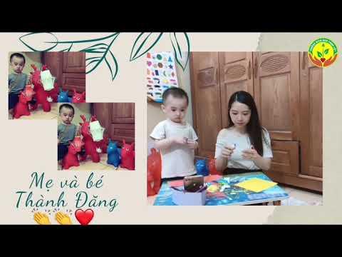 Trường MN Thịnh Liệt- Đón đêm hội trăng Rằm- Lớp Nhà trẻ D3