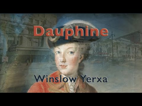 Dauphine, a love letter to New Orleans, played on diatonic harmonica (Low F in country tuning).