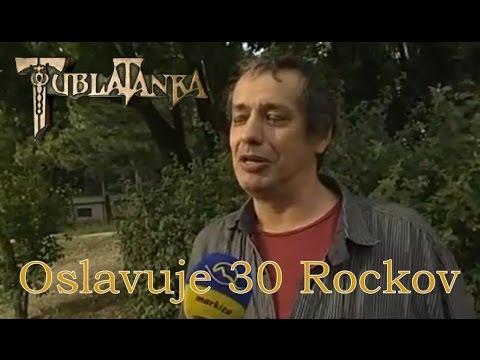 Tublatanka - Oslavuje 30 Rockov (Televízne Noviny 2013)