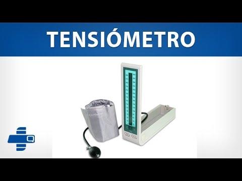 Aparato para medir la presión arterial Tensoval