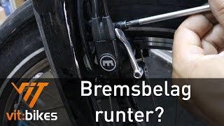 Bremsbelagwechsel Magura HS 33 - vit:bikesTV