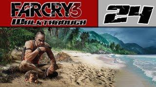 Far Cry 3 Walkthrough Part 24 - Saving Rongo! - [Far Cry 3 Story Mode]