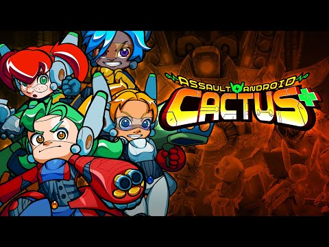 Assault Android Cactus+ Switch Announcement Trailer thumbnail
