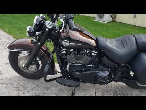 2019 Harley-Davidson Softail Heritage Classic 114 Heritage Classic 114 at Classy Chassis & Cycles