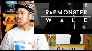 RM, WALE - CHANGE REACTION (BIGHIT DROPPING BOMBS)