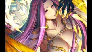 Gorgon  - (Fate/Grand Order) - 【FGO】ゴルゴーン【戈爾貢,アヴェンジャー】召喚・再臨・絆5 マイルーム会話房間語音附中文字幕 CV:浅川悠【Fate/Grand Order】Gorgon Voice Lines