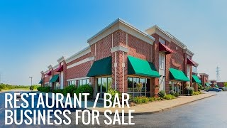 Restaurant and Bar Business for Sale in Illinois