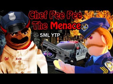 SML Short: Chef Pee pee The Menace YTP