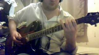 Arcade Fire - Sprawl I (Flatland) - Guitar Cover - Schecter Ultra