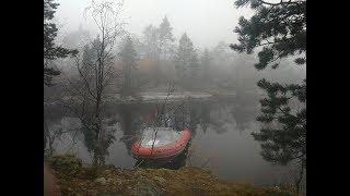 Рыбалка в шхерах ладожское озеро