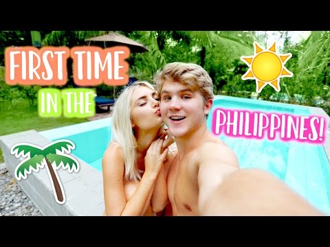 OUR FIRST TIME IN THE PHILIPPINES!