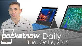 Microsoft Surface / Lumia event in 3 minutes Daily | Pocketnow