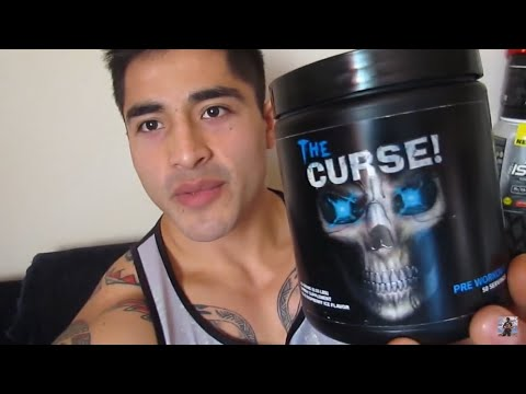 The Curse De Cobra Labs  Pre-Workout / Oxido Nitrico [Review]  The Curse + Psychotic