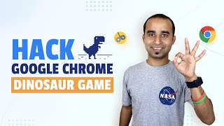 Hack Google Chrome Dino Game For Unlimited Score
