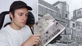How I Draw Dystopian Cityscapes/Environments From Imagination - Page 05
