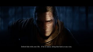 Sekiro - Shadow Die Twice : Intro Story Cinematic 1080P HD