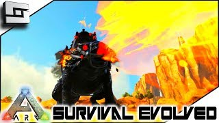ARK | PRIMAL FEAR MOD - PERFECT ICE GRIFFIN TAME! - Most