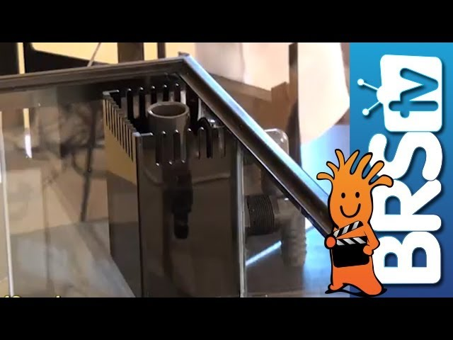 Adding a Sump and overflows to our Reef Tank -- Ep:6 How to set up a saltwater aquarium