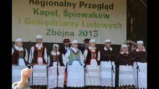 preview picture of video 'Kurpiowski Zespół Śpiewaczy ze Zbójnej - Przegląd Kapel Śpiewaków i Gawędziarzy Ludowych 2013'