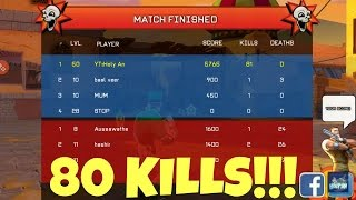 Respawnables -80 KILLS WITH RAINBOW'S END!!!