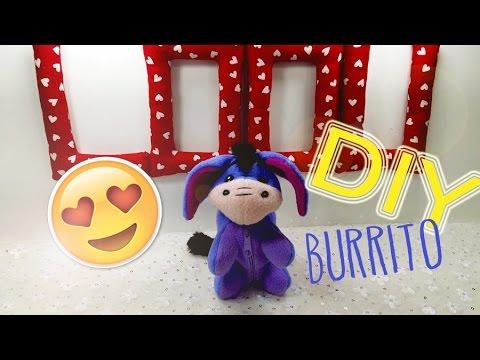 Como hacer peluche de burro | How to make stuffed of donkey Eeyore - Loou