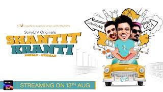 Shantit Kranti Trailer