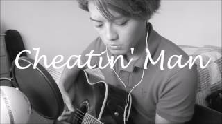 Cheatin' Man by Anthony David (cover)
