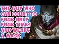 Download Video THE GUY WHO CAN COUNT TO FOUR ONLY FOUR TIMES AND WEARS A MASK