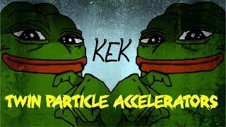 Who is KEK? Memetic Magic, Chaos & Twin Particle Accelerator Facilities Mandela Effect 2017