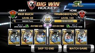 Big Win Hockey. 82 VKHL Cup. Final. Truboboy - RED BUCH