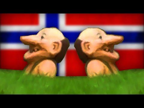 Cestování s Borisem: Švédsko a Norsko