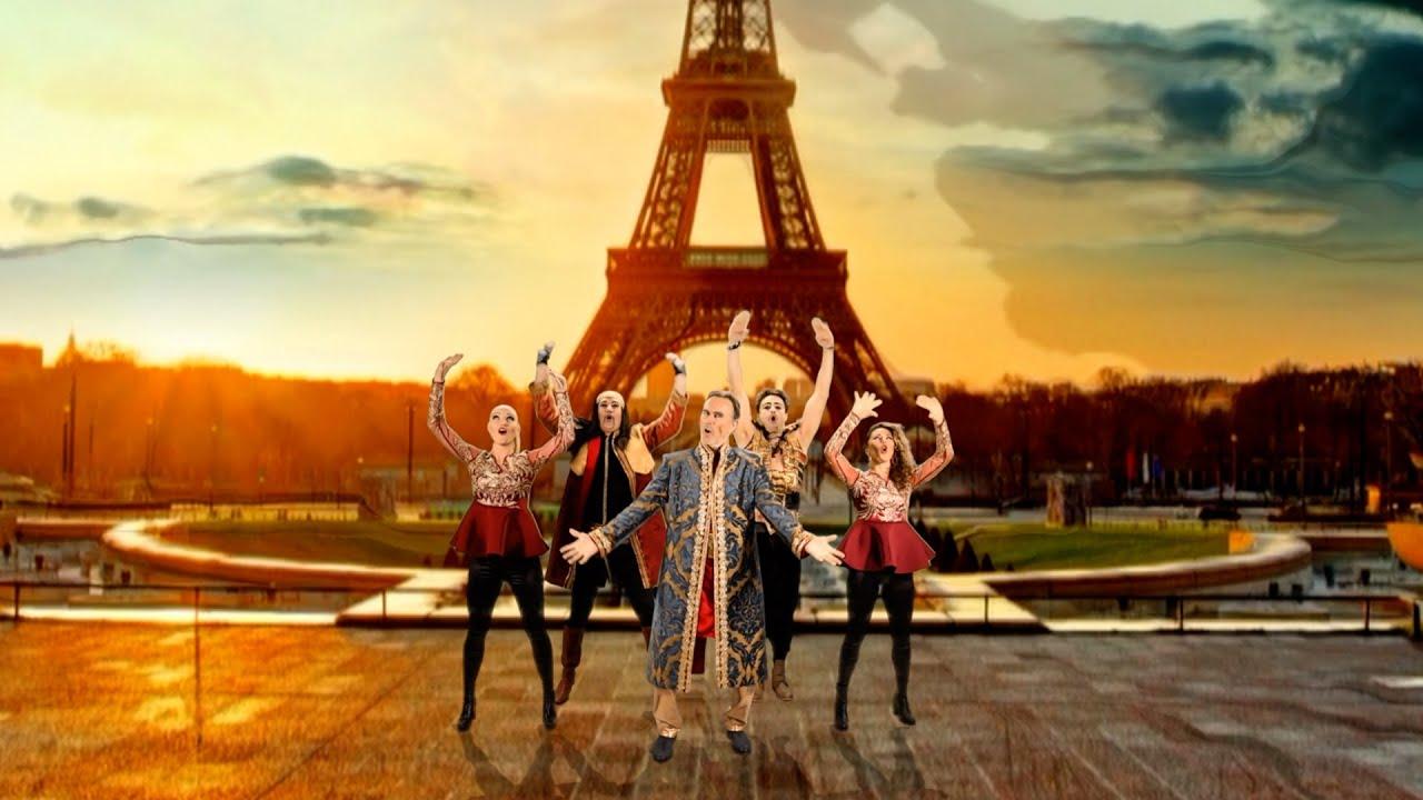 Dschinghis Khan – Die Strassen von Paris