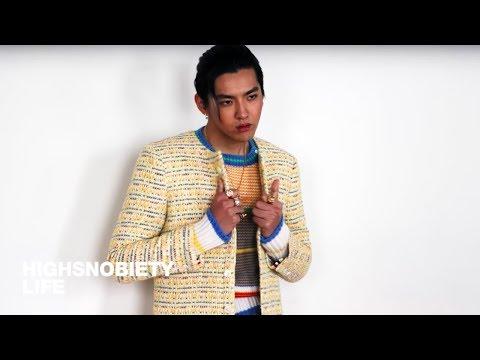 Meet Global Popstar Kris Wu