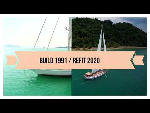 video of Sloop Cutter Rigged SY