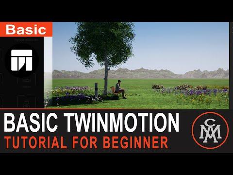 Twinmotion 2019 Live Stream - PreRecorded - смотреть онлайн