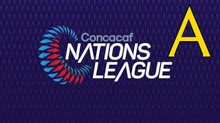 Liga de Naciones de la CONCACAF ☆ TODOS LOS GOLES / CONCACAF NATIONS LEAGUE  ☆ ALL GOALS (Liga A)