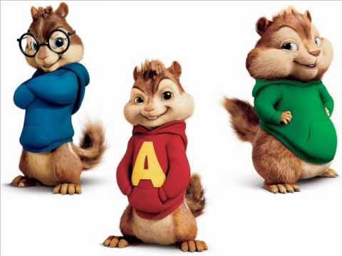 Usher - Hey Daddy (Chipmunks)