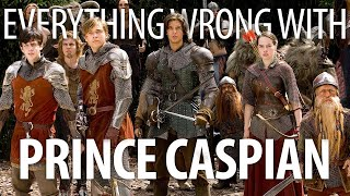 Everything Wrong With Prince Caspian in 15 Minutes or Less