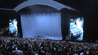 Eminem Live - Wembley 11th July 2014 - Bad Guy - Square Dance - Intro Opening Act
