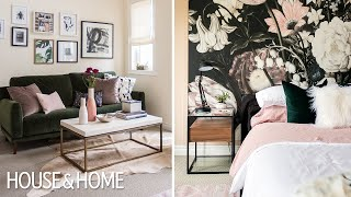 Interior Design — Dream Bedroom Makeover For A Rock Star