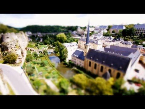 יום בחיי לוקסמבורג - מדינה קטנה באמצע!