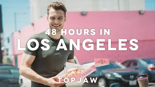 48 HOURS IN LA ft. Rooftop Pools, Sexy French Toast and Mustangs - (LOS ANGELES)