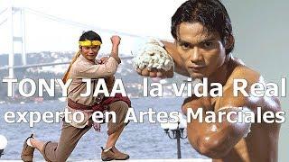 Tony Jaa el guerrero del Muay Thai (El Bruce Lee Tailandes de Ong-Bak)