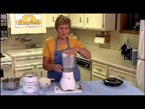 Σπιτικό συμπυκνωμένο ζαχαρούχο γάλα από γάλα σε σκόνη