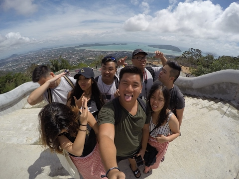 GoPro HD: Malaysia Thailand Singapore Cruise 2017 // Things to do in Asia